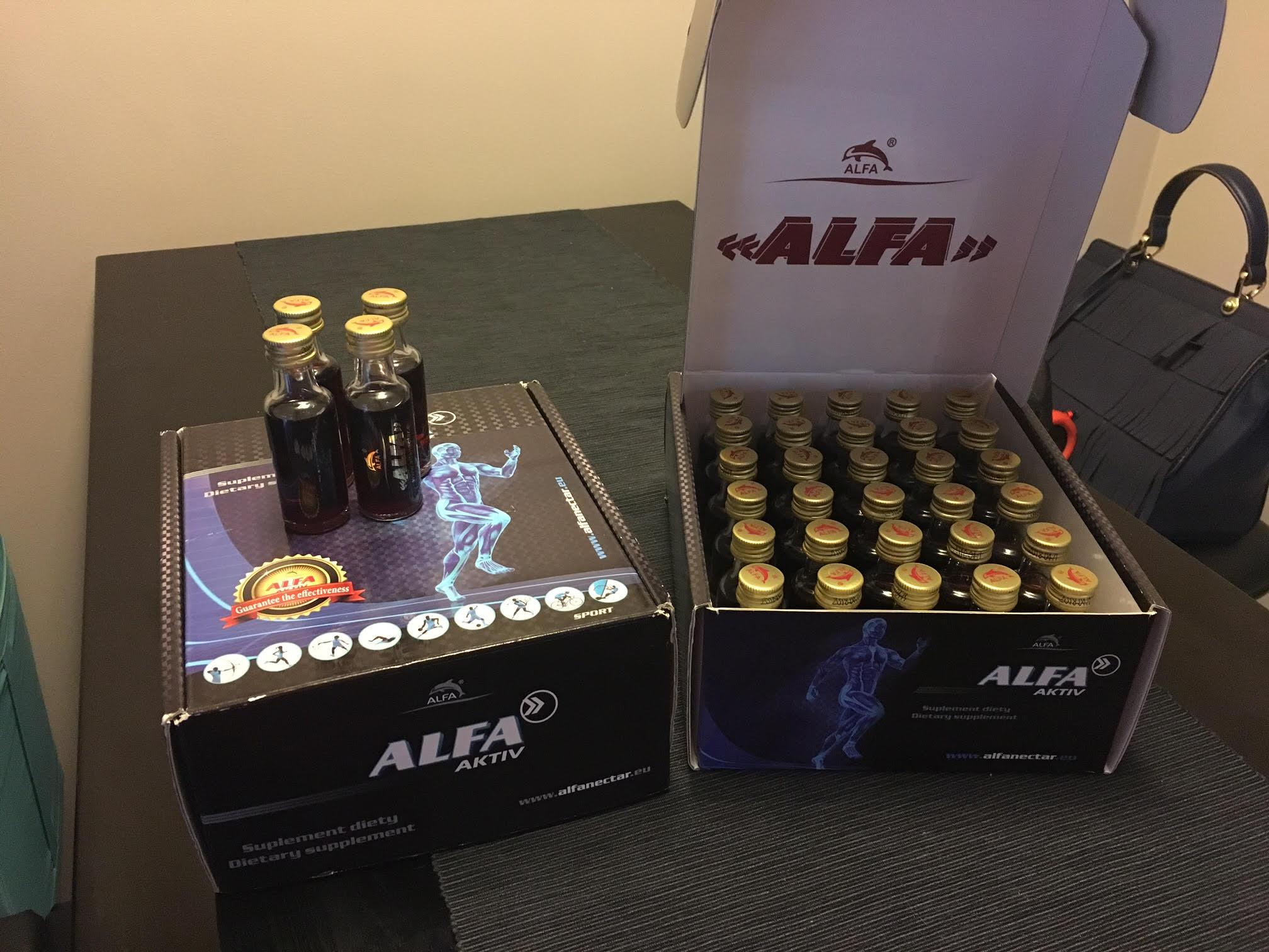 Alfa Aktiv – jedyny taki produkt na świecie